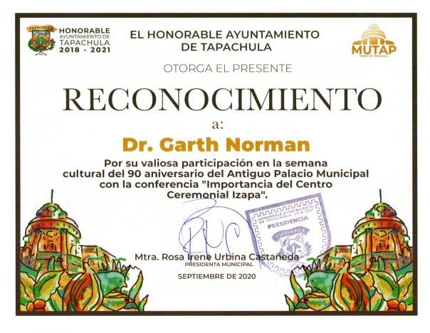 dr garth norman20201009_13112419
