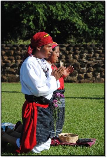 Guatemala Maya Ceremony